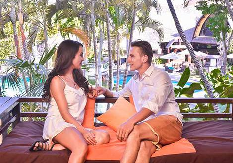 Honeymoon Escape  Hotel Vila Lumbung